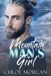bargain ebooks Mountain Man's Girl Contemporary Romance by Chloe Morgan