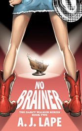 bargain ebooks No Brainer Young Adult/Teen Mystery by A.J. Lape