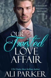 bargain ebooks Our Twisted Love Affair Contemporary Romance by Ali Parker