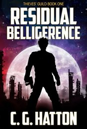 bargain ebooks Residual Belligerence Science Fiction by C.G. Hatton