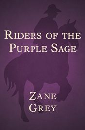amazon bargain ebooks Riders of the Purple Sage Classic Historical Fiction by Zane Grey