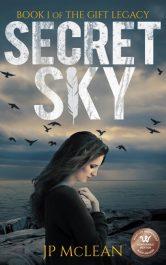 bargain ebooks Secret Sky Thriller Fantasy by JP McLean