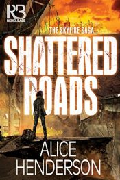 amazon bargain ebooks Shattered Roads Science Fiction by Alice Henderson
