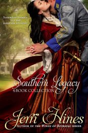 bargain ebooks Southern Legacy 4-Book Collection Historical Romance by Jerri Hines