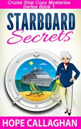 amazon bargain ebooks Starboard Secrets: A Cruise Ship Cozy MysteryCozy Mystery by Hope Callaghan