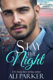 bargain ebooks Stay the Night Contemporary Romance by Ali Parker