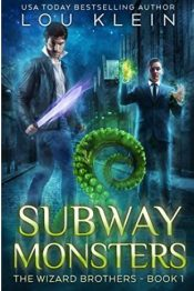 amazon bargain ebooks Subway Monsters Urban Fantasy by Lou Klein