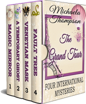 bargain ebooks The Grand Tour International Mystery by Michaela Thompson