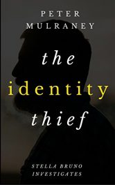 bargain ebooks The Identity Thief Mystery by Peter Mulraney