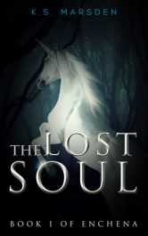 bargain ebooks The Lost Soul (Enchena #1)Epic Fantasy by K S Marsden