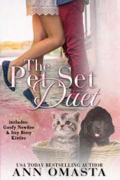 bargain ebooks The Pet Set Duet Contemporary Romance by Ann Omasta