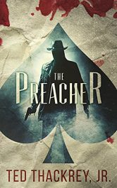 bargain ebooks The Preacher Mystery / Thriller by Ted Thackrey Jr.