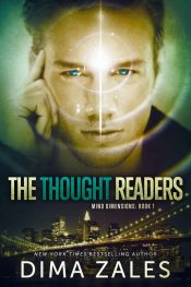 bargain ebooks The Thought Readers Urban Fantasy by Dima Zales
