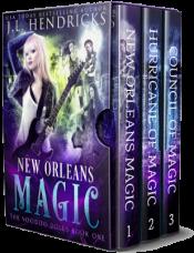 bargain ebooks The Voodoo Dolls Boxed Set (Books 0-3) Young Adult/Teen Urban Fantasy by J.L. Hendricks
