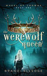 amazon bargain ebooks The Werewolf Queen Fantasy by Brandi Elledge