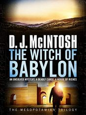 amazon bargain ebooks The Witch of BabylonHistorical Fiction Thriller by D. J. McIntosh