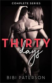 amazon bargain ebooks ThirtyDaysErotic Romance by Bibi Paterson