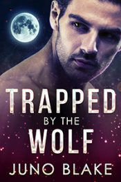 bargain ebooks Trapped by the Wolf Erotic Romance by Juno Blake