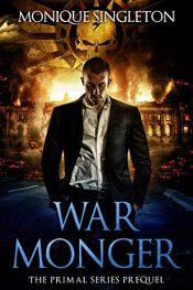 bargain ebooks Warmonger Horror by Monique Singleton