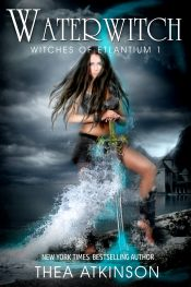 bargain ebooks Water Witch Historical Fantasy by Thea Atkinson