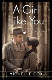 amazon bargain ebooks A Girl Like You: A Henrietta and Inspector Howard Novel Historical Fiction by Michelle Cox