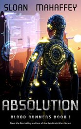 bargain ebooks Absolution Science Fiction by George S. Mahaffey Jr. & Justin Sloan