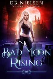 bargain ebooks Bad Moon Rising Urban Fantasy by DB Nielsen