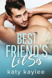 bargain ebooks Best Friend's Li'l Sis Romance by Katy Kaylee