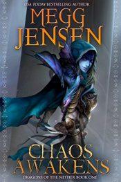 bargain ebooks Chaos Awakens Dark Fantasy Horror by Megg Jensen