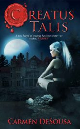 bargain ebooks Creatus Talis Supernatural Suspense Romance by Carmen DeSousa