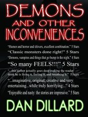 amazon bargain ebooks Demons and Other Inconveniences Occult Horror by Dan Dillard