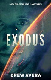 bargain ebooks EXODUS Science Fiction Adventure by Drew Avera