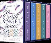 bargain ebooks Earth Angel: Books 1-5 YA/Teen by B.C. Burgess