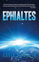 amazon bargain ebooks Ephialtes Science Fiction by Gavin Parker