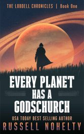 bargain ebooks Every Planet Has a Godschurch SciFi Adventure by Russell Nohelty