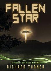 bargain ebooks Fallen Star SciFi Action/Adventure by Richard Turner