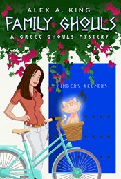 amazon bargain ebooks Family Ghouls (A Greek Ghouls Mystery Book 1) International Mystery by Alex A. King