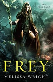bargain ebooks Frey Young Adult/Teen Fantasy by Melissa Wright