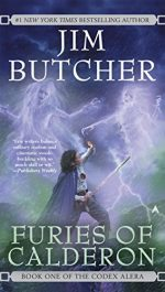 amazon bargain ebooks Furies of Calderon Fantasy by Jim Butcher
