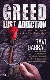 bargain ebooks Greed Lust Addiction Mystery by Ravi Dabral