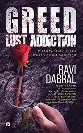 bargain ebooks Greed Lust Addiction Mystery by Ravi Dabral