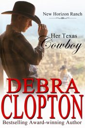 bargain ebooks Her Texas Cowboy Romance by Debra Clopton