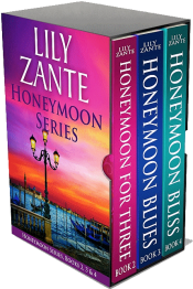bargain ebooks The Honeymoon Series Boxed Set (Books 2, 3 & 4) Romance by Lily Zante