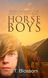 amazon bargain ebooks Horse Boys YA/Teen by J. T. Blossom