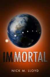 bargain ebooks Immortal Science Fiction by Nick M. Lloyd