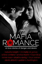 bargain ebooks Mafia Romance: TEN Love Stories of Danger and Desire Romantic Suspense by Skye Warren