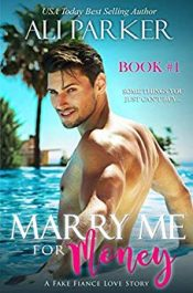 bargain ebooks Marry Me For Money Contemporary Romance by Ali Parker