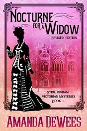 amazon bargain ebooks Nocturne for a Widow Historical Mystery by Amanda Dewees