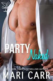 bargain ebooks Party Naked Erotic Romance by Mari Carr