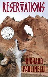 amazon bargain ebooks Reservations Thriller by Richard Paolinelli